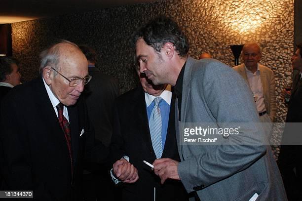 Curth Flatow J o h a n n e s H e e s t e r s Enkel Johannes Fischer AftershowParty nach Ausstellungseröffnung Johannes Heesters auf den Spuren eines...