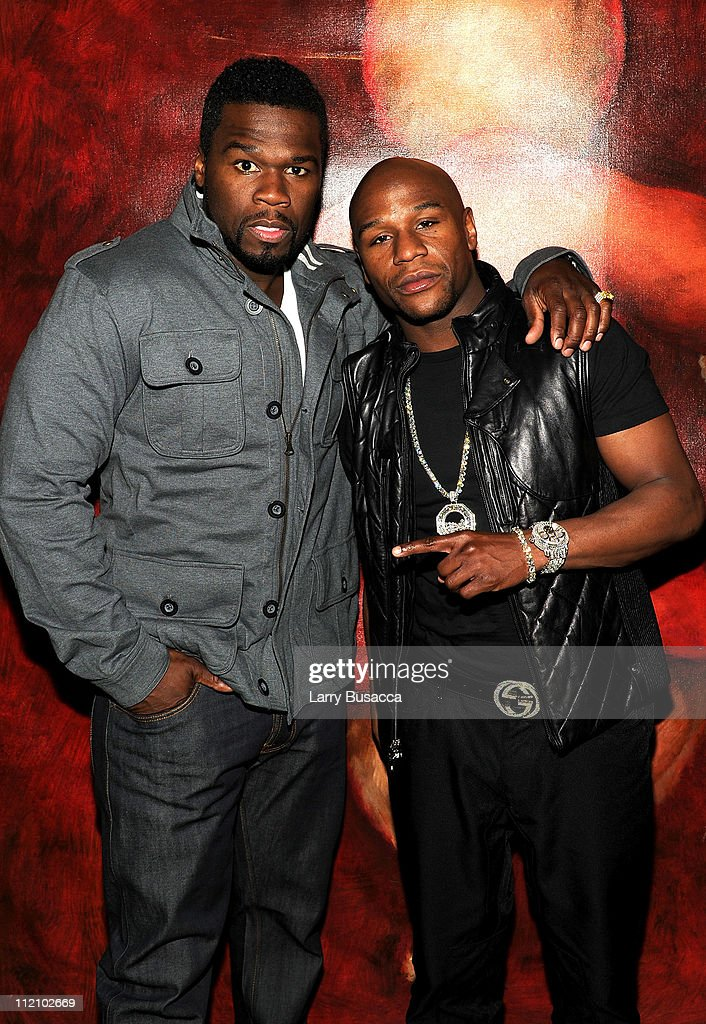 "Scream 4 New York Screening After Party Hosted By Curtis ""50 Cent"" Jackson & Harvey Weinstein : News Photo"