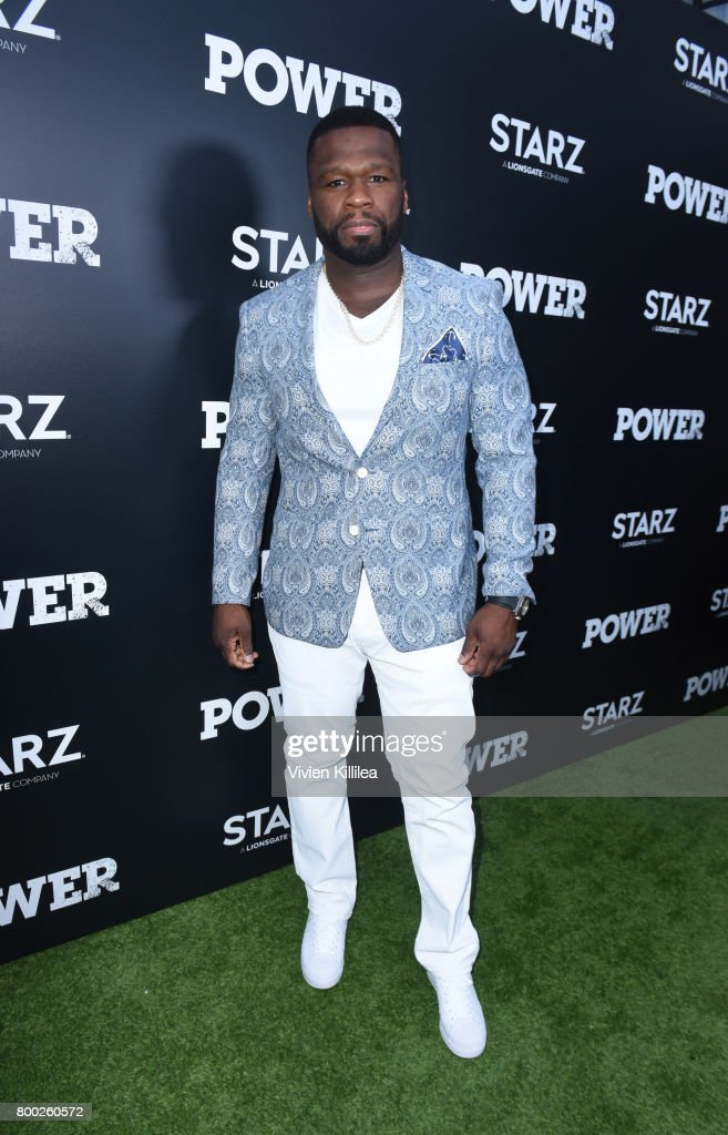 "STARZ ""Power"" Season 4 L.A. Screening And Party"