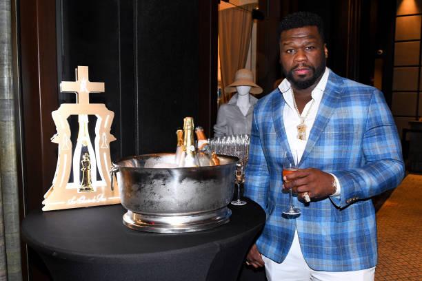 FL: Haute Living Celebrates 50 Cent With Wrist Aficionado and Rolls-Royce Motor Cars
