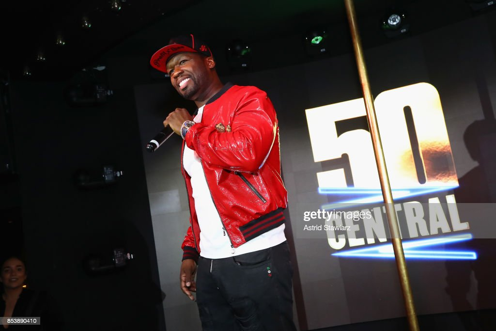 BET's 50 Central Premiere Party