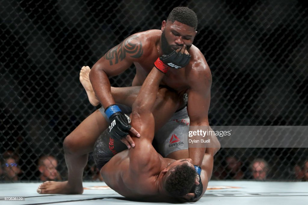 UFC 225: Whittaker v Romero 2 : ニュース写真