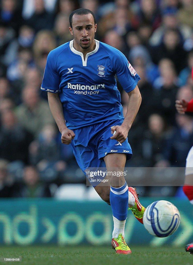 Birmingham City v Nottingham Forest - npower Championship : News Photo