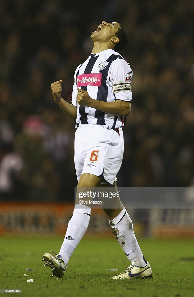 FA Cup 5th Round Replay: West Bromwich Albion v Middlesbrough : News Photo