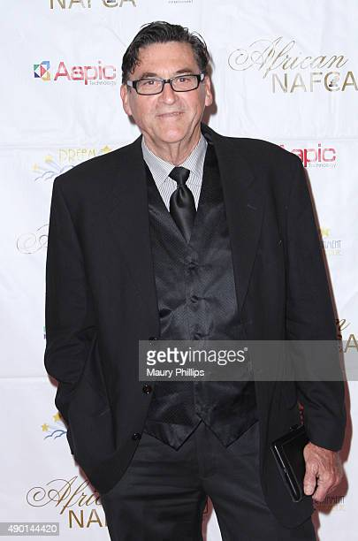 Curtis Graham attends the 5th Annual African Critics Awards at the Orpheum Theatre on September 12 2015 in Los Angeles California