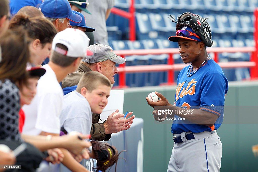 MLB: MAR 25 Spring Training - Mets at Nationals : News Photo