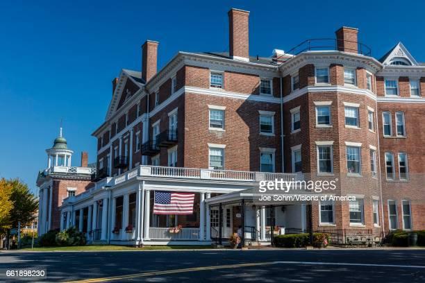 Curtis Hotel Lenox Mass New England Berkshires