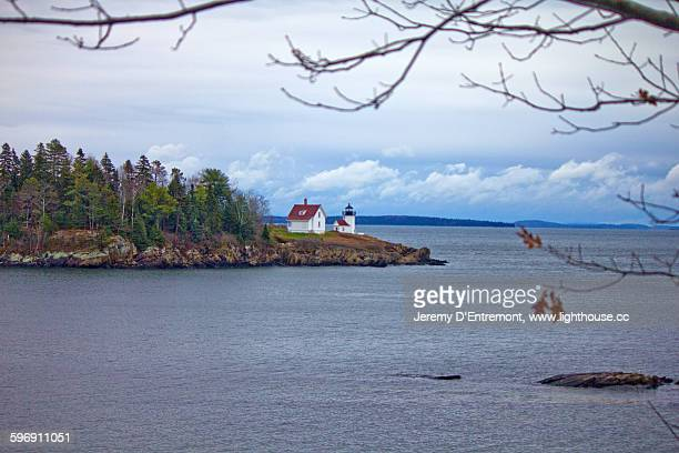 Curtis Island lighthouse, Camden, Maine