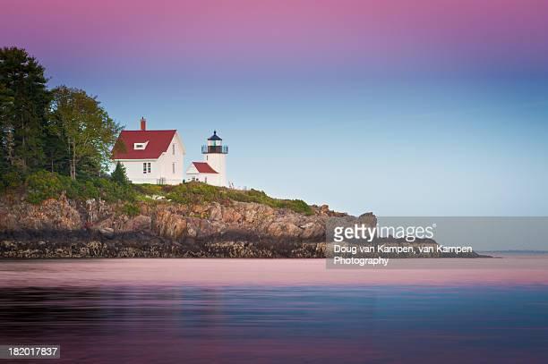 Curtis Island Lighthouse - Camden, ME