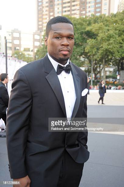 Curtis Jackson attends New York City Ballet 2013 Fall Gala at David H Koch Theater Lincoln Center on September 19 2013 in New York City