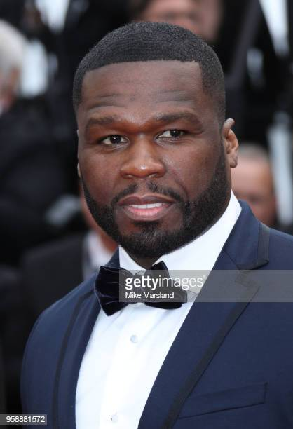 Curtis Jackson attends the screening of 'Solo A Star Wars Story' during the 71st annual Cannes Film Festival at Palais des Festivals on May 15 2018...