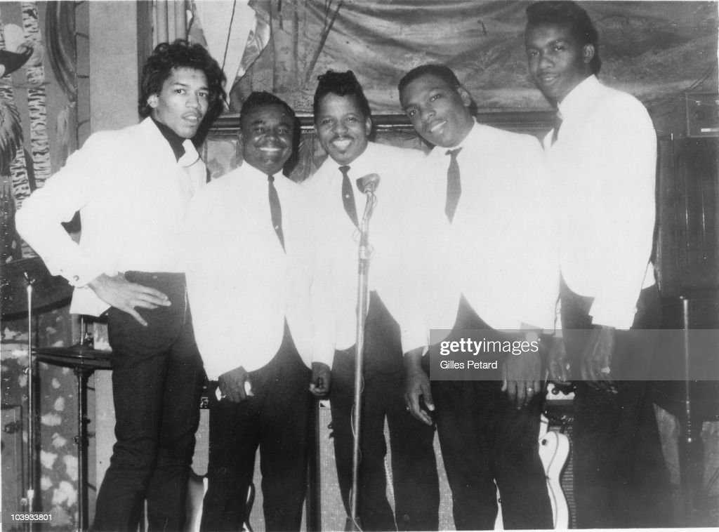 Curtis Knight And The Squires : News Photo