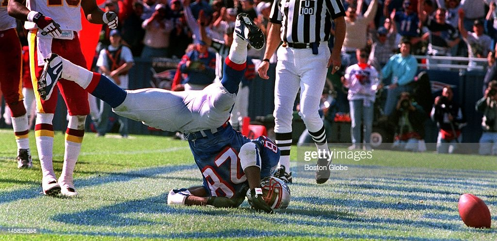 Washington Redskins Vs. New England Patriots : News Photo
