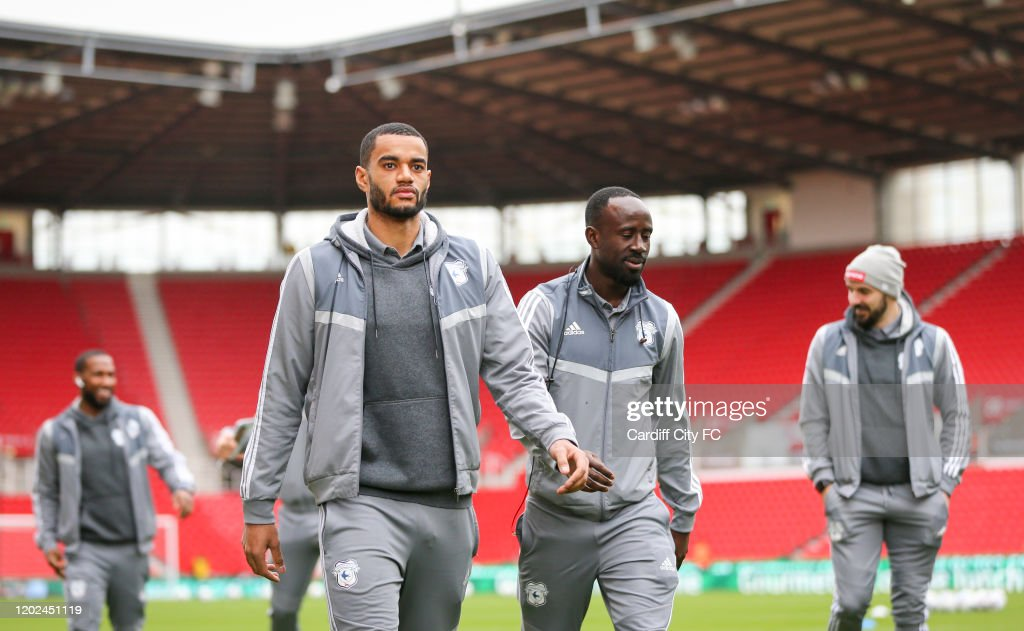 Stoke City v Cardiff City - Sky Bet Championship : News Photo