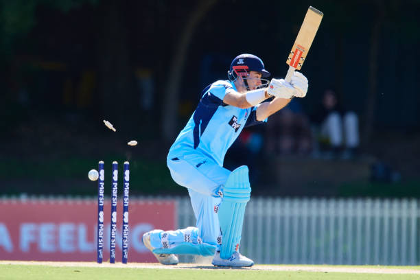 AUS: 2021 Marsh One Day Cup Final - NSW v WA