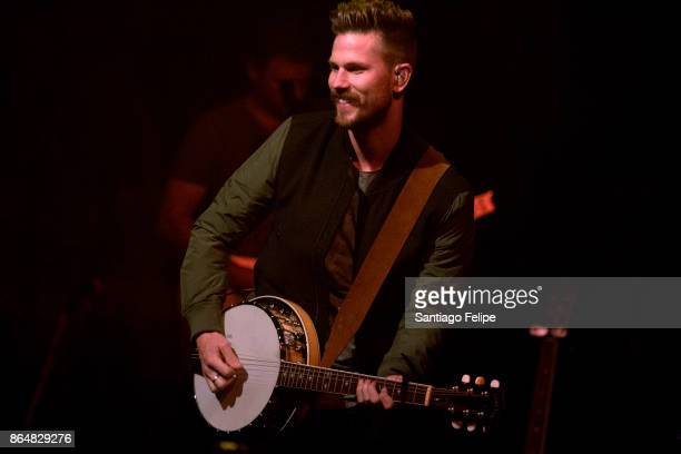 Curtis Rempel of 'High Vallery' perfoms onstage during The Highway Finds Tour at the Gramercy Theatre on October 21 2017 in New York City