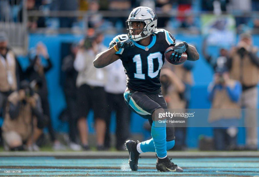 Seattle Seahawks v Carolina Panthers : News Photo