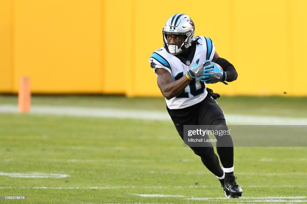 Carolina Panthers v Washington Football Team : News Photo