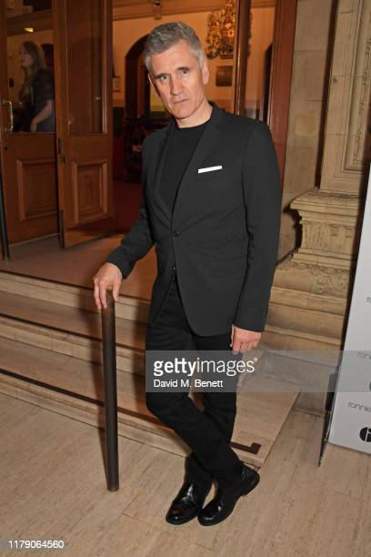 Curtis Stigers attends A Night At Ronnie Scotts 60th Anniversary Gala at the Royal Albert Hall on October 30 2019 in London England