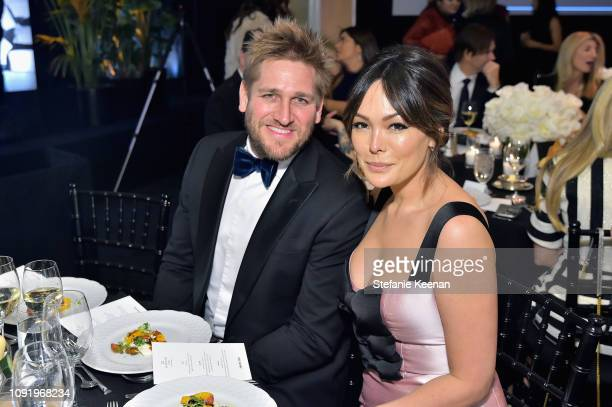 Curtis Stone and Lindsay Price attend Learning Lab Ventures 2019 Gala Presented by Farfetch at Beverly Hills Hotel on January 31 2019 in Beverly...