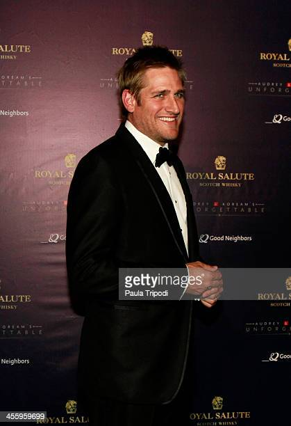 Curtis Stone arrives at Park Plaza on December 7 2013 in Los Angeles California