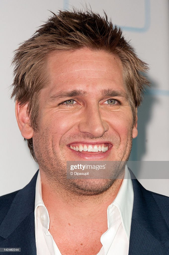 Curtis Stone attends Bravo Upfront 2012 at Center 548 on April 4, 2012 in New York City.