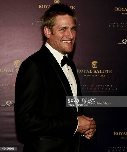 Curtis Stone attends the 12th Annual Unforgettable Gala at Park Plaza on December 7 2013 in Los Angeles California