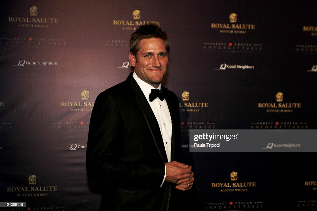 Curtis Stone attends the 12th Annual Unforgettable Gala at Park Plaza on December 7, 2013 in Los Angeles, California.