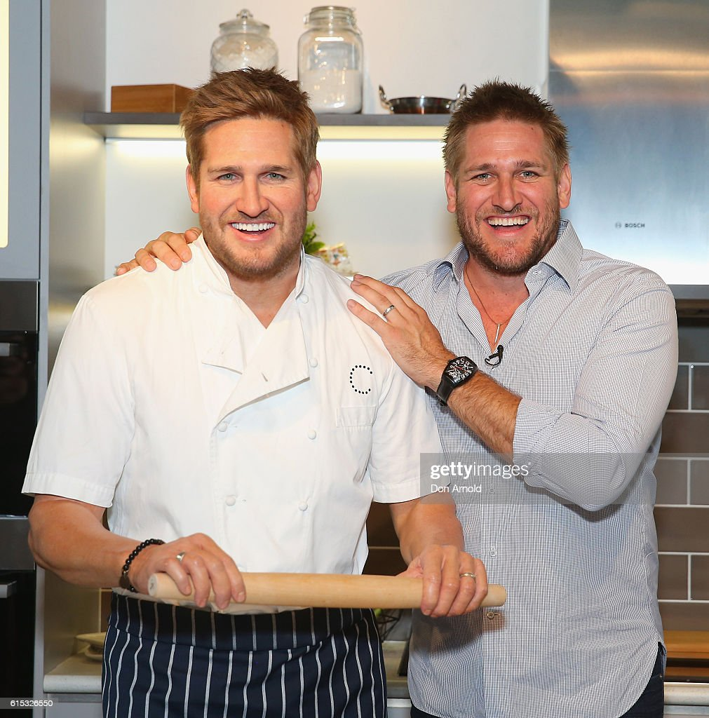 Curtis Stone At Madame Tussauds