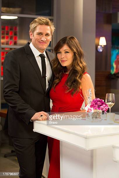 MASTERS Curtis' Surprise Party Episode 504 Pictured Judges Curtis Stone Lindsay Price