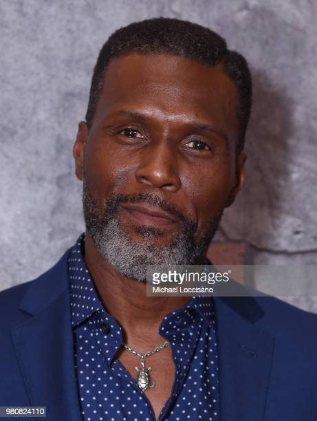 Curtiss Cook attends the Netflix Original Series Marvel's Luke Cage Season 2 New York City Premiere on June 21 2018 in New York City