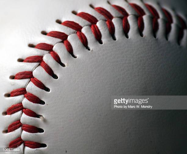 curve ball - baseball trajectory stock photos and pictures