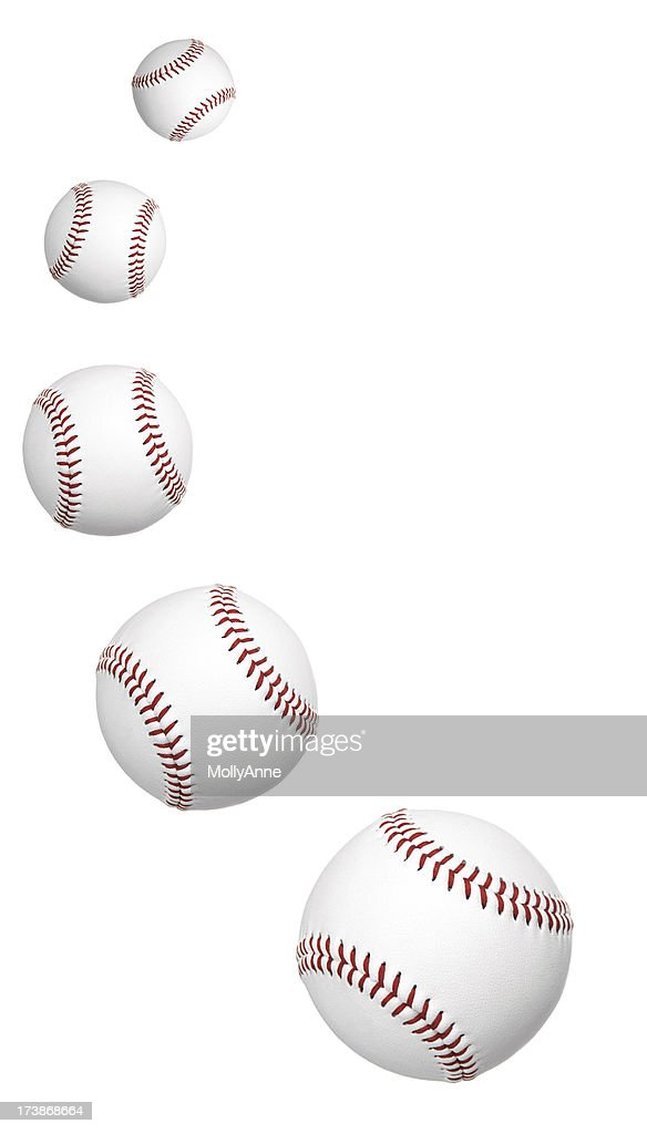Curve Ball : Stock Photo