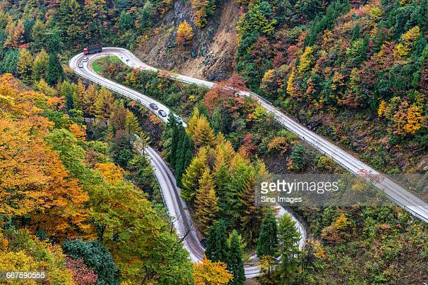 Curved Highway