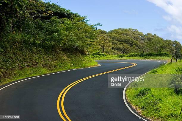 Curva para Road