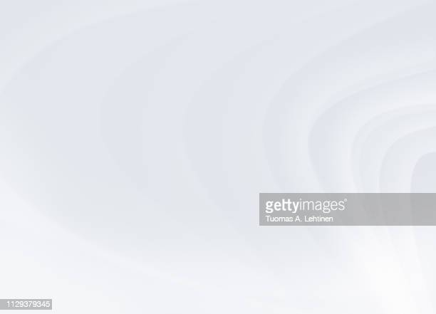 curvy and blurred white lines - gray background stock pictures, royalty-free photos & images
