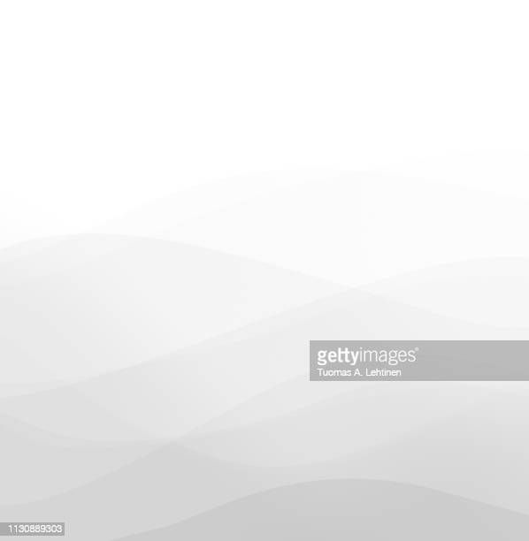 curvy and wavy light gray lines - toned image stock pictures, royalty-free photos & images