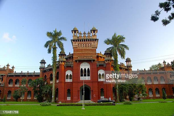 Curzon Hall of Dhaka University Curzon Hall was built to be a town hall and named after Lord Curzon the Viceroy of India who laid its foundation in...
