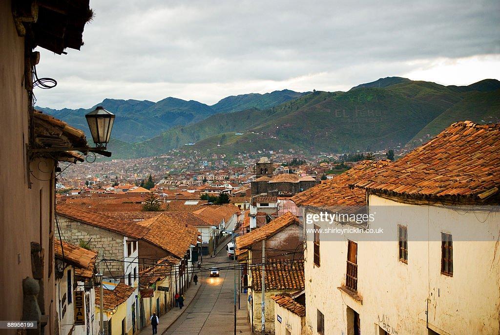 Cusco : Stock Photo