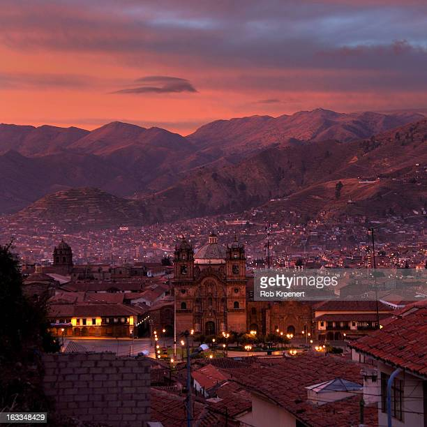 Cusco Sunrise