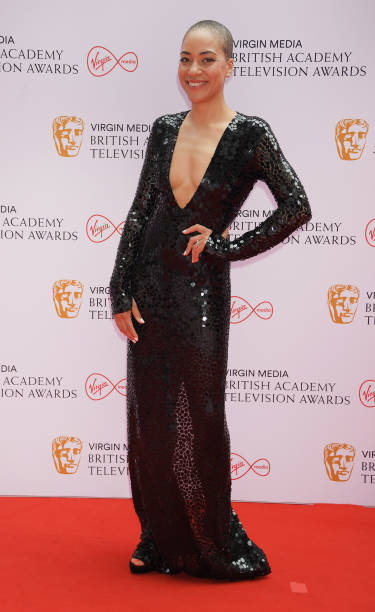 GBR: Virgin Media British Academy Television Awards 2021 - VIP Arrivals