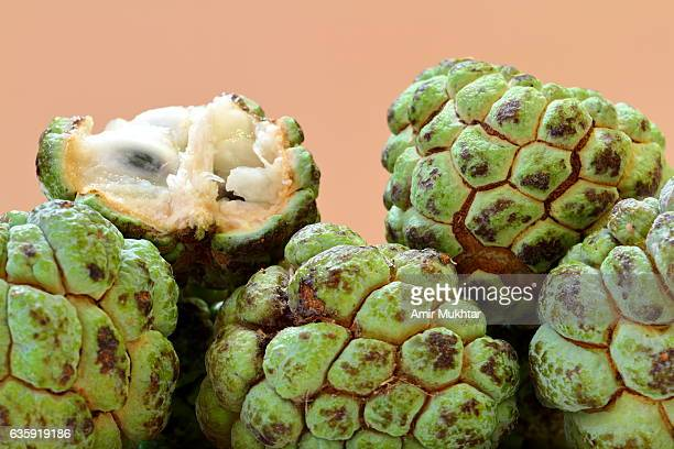 Images Of Custard Apples