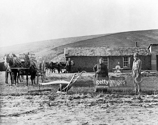 Custer County Nebraska On May 20th President Abraham Lincoln signed the Homestead Act giving 160 acre freehold farms from the public domain to...