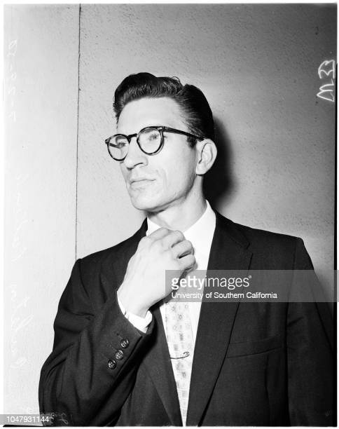 Custody case, 29 July 1958. Dorothy Pollock -- 9 1/2 years;Mrs Donna Nelson;Bobbie Pollock -- 7 years;Rick Pollock -- 11 years;Carlton Pollock...