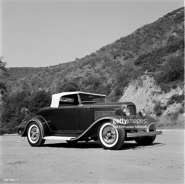 Custom 1932 Roadster