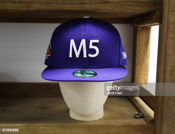 M5 custom collaboration with New Era Cap 2017 Complex Con Ambassador Collab lounge with A$AP Ferg Mike Will MadeIT Jerry Lorenzo Takashi Murakami and...