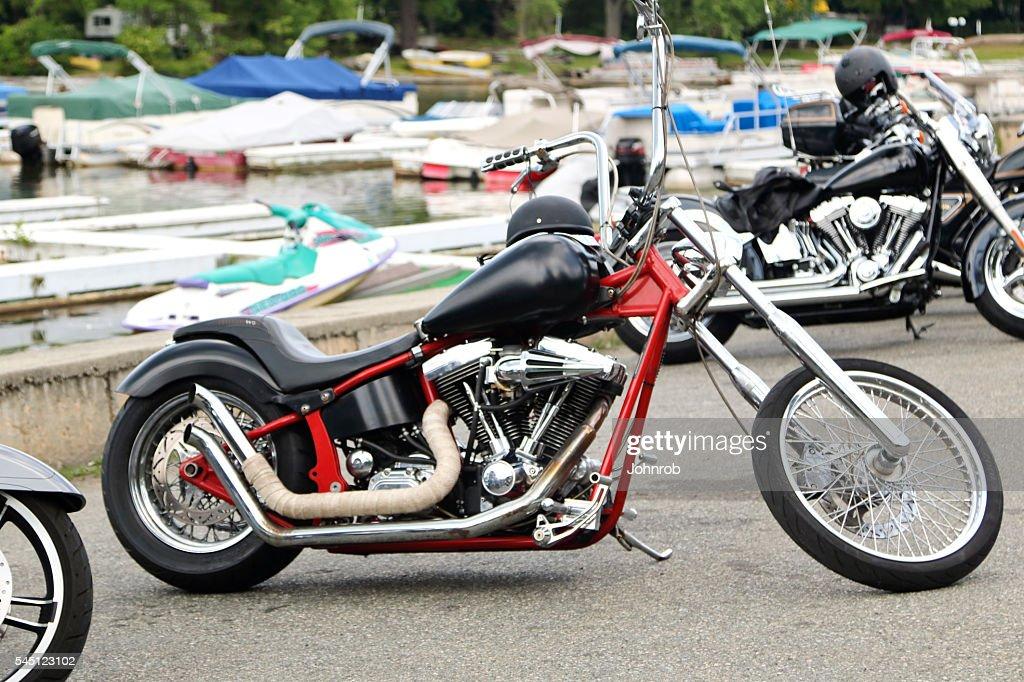 Chopper Motorcycles Harley Davidson