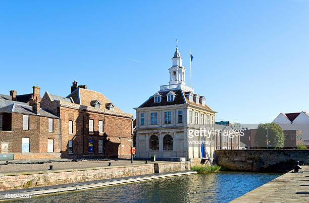 Custom House and Purfleet, King's Lynn