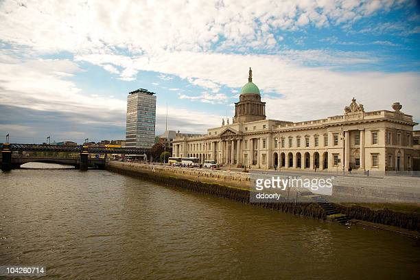 Custom House Building, Dublin, Ireland