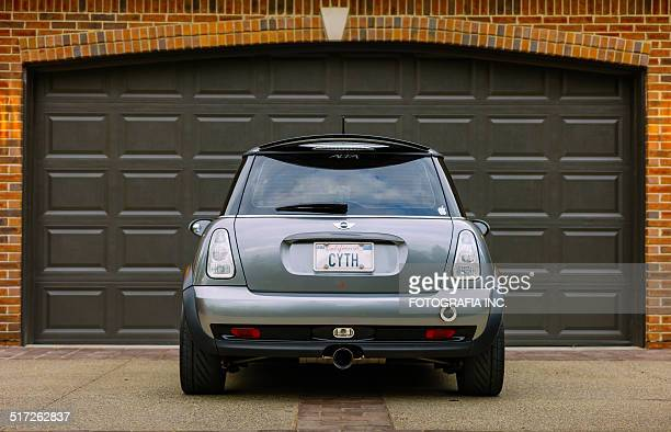 custom mini cooper s - mini cooper stock pictures, royalty-free photos & images